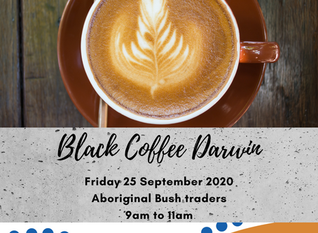 BLACK COFFEE EVENT DARWIN