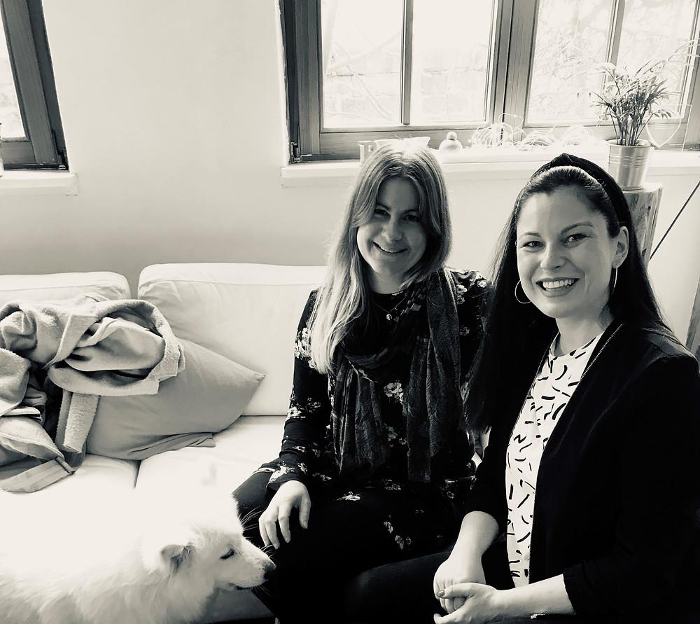 Nadine Bühler & Nadine Quosdorf