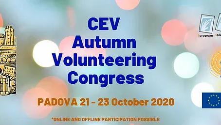 Congresso de Outono do CEV (Centro Europeu de Voluntariado)