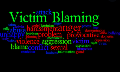 Victim Blaming and why we Shouldn't be Doing it