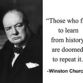 History #1: Learning from the past