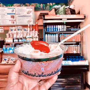 Lanikai Juice, Oahu Hawaii
