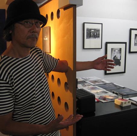 ムッシュ徳岡写真展レセプション