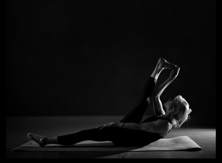 Yoga Musings - Evolved and Evolving