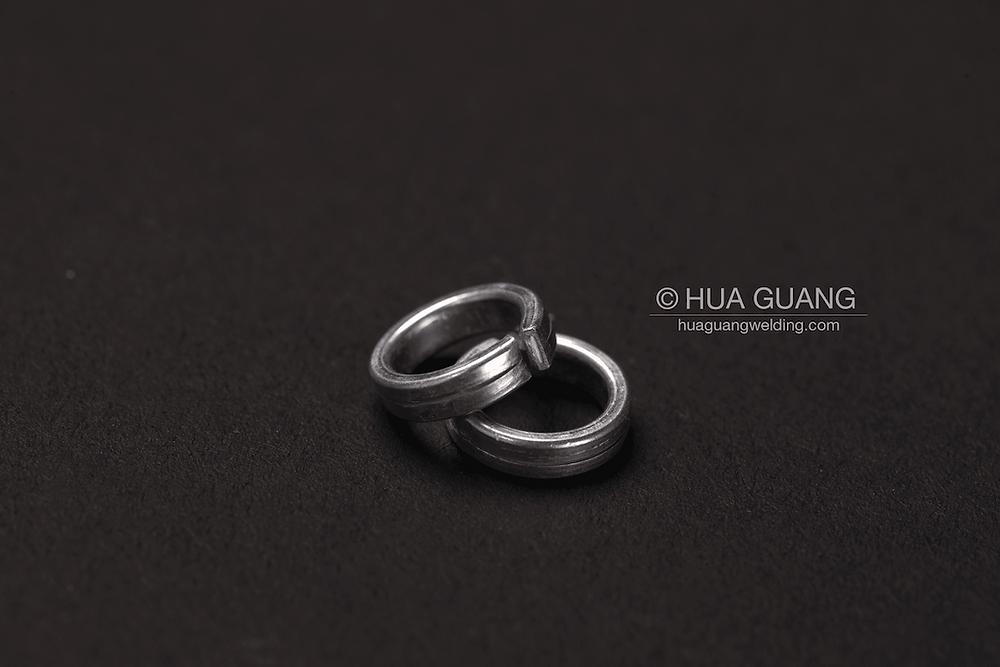 Flux-Cored Aluminum Brazing Ring