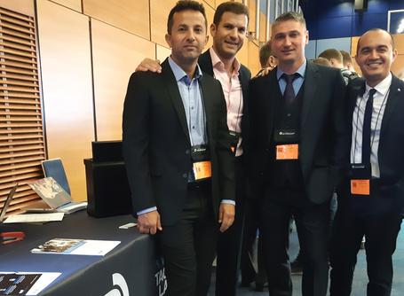 BLER SYSTEMS at EUROSATORY Paris & ISS Prague 2018
