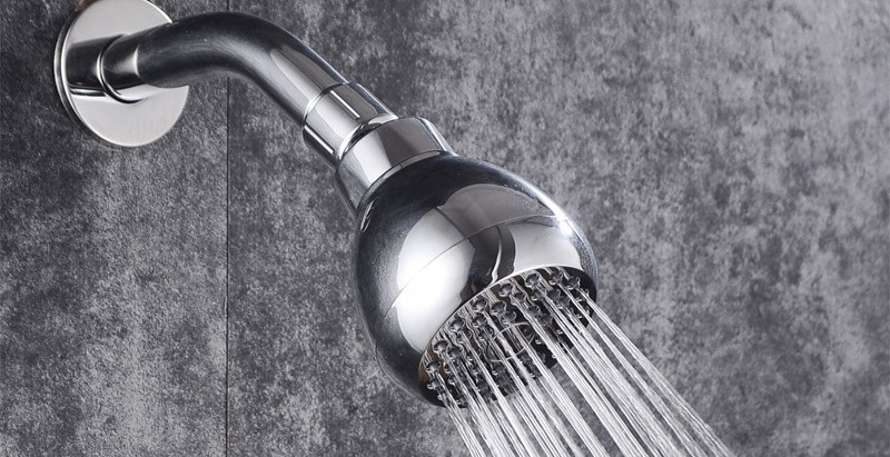 Different types of shower heads