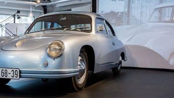 """O """"Lindner-Porsche"""" 0u """"DDR Porsche-Lindner Coupe""""."""