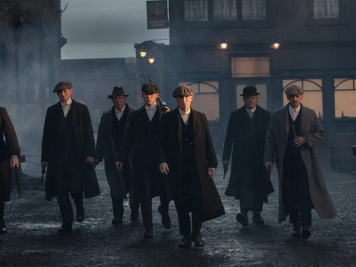 Peaky Blinders: sangre y rock and roll en Birmingham