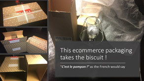 wasted resource in ecommerce packaging