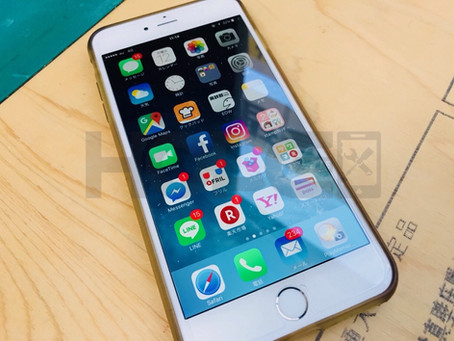 iPhone6Plus 水没修理