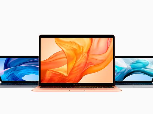 """Apple lanza nueva MacBook Pro de 16"""""""