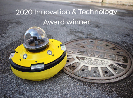 Subterra AI - 2020 Innovation & Technology Award winner