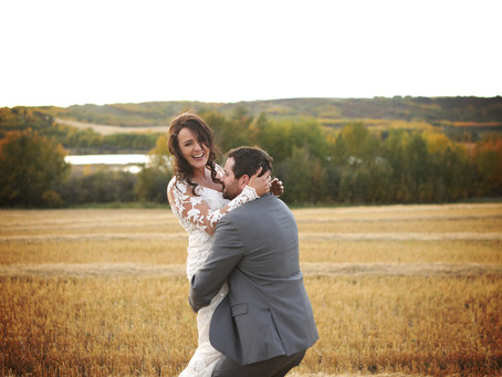 A Whimsical and Western Wedding