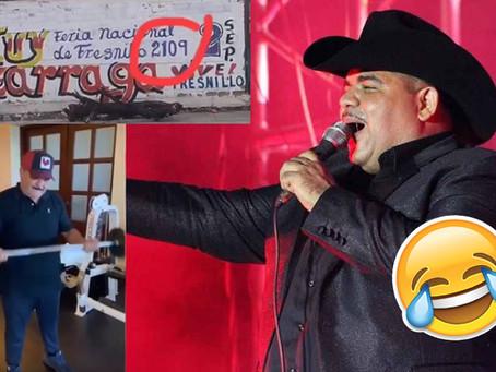 Chuy Lizárraga se dice listo para su presentación agendada para 2109