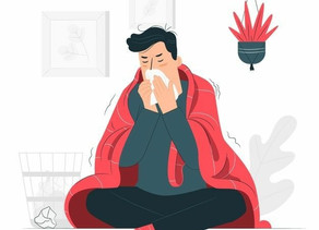 The Relation between Stress and Cold  Can you catch a cold when you are stressed?