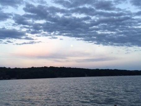 7/25 Nagawicka Lake - big time haul