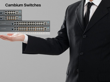 What makes Cambium Motorola Switches the Ones to Buy?