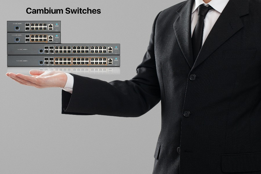 What makes cambium motorola switches are the best one to buy