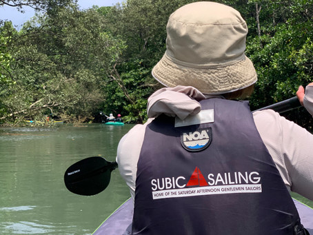 Subic Sailing Ecotours Coming Soon!