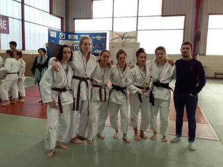 Compétition Régionale par équipe cadet(te)s