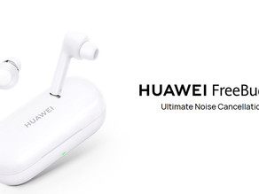 Huawei Freebuds 3i Noise Cancelling Earphones Launched in India at Rs. 9,990