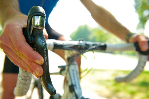 ciclismo posizionamento biomeccanico manubrio