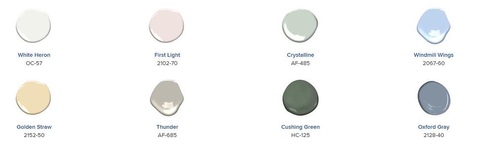 2020 Color Design Trends BLOG: Mern Interior Design