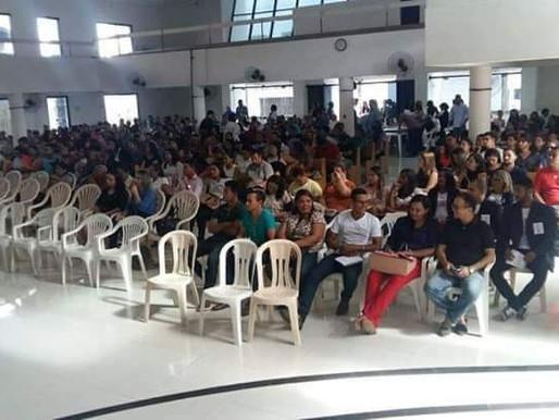 Curso de Cidadania em Balsas-Ma.