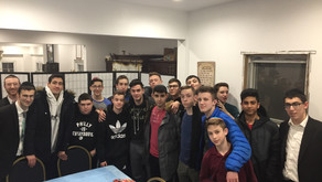 Building Foundations - 2nd teen chabura invites R' Tuvia Goldstein