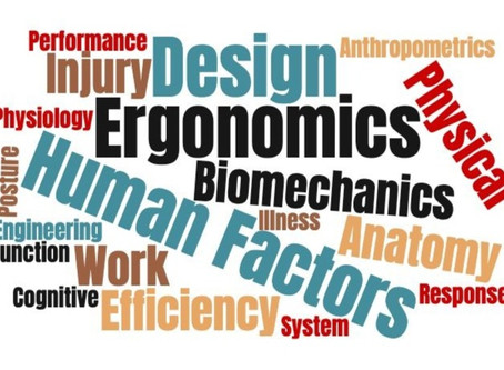 The Difference between Human Factors and Ergonomics