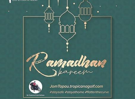 Ramadan treat with Tropicana