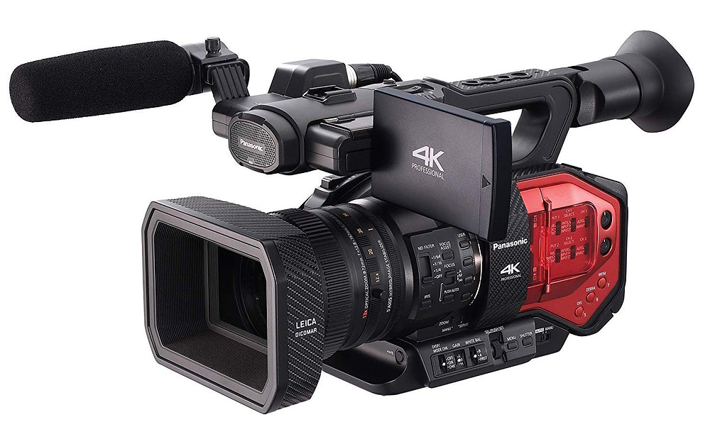 Panasonic DVX-200 Camera