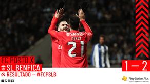 Benfica erobert mit Sieg im Clássico die Tabellenspitze