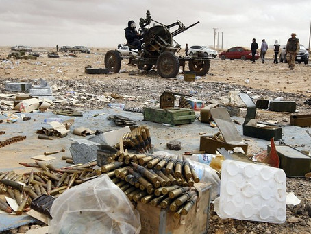 Libya: Inconsequential Arms Embargo