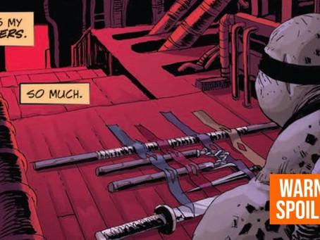 The last surviving Teenage Mutant Ninja Turtle revealed in TMNT: The Last Ronin #1 - spoilers