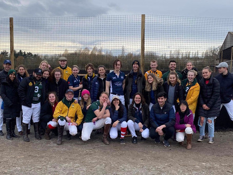 OUPC vs. University of Nottingham Polo Club