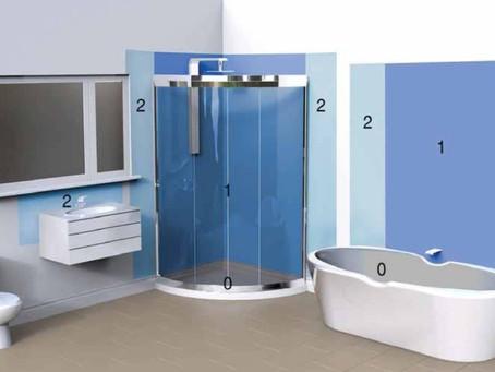 Modern Bathroom Lighting Ideas   Ceiling, Shower And Mirror Lighting
