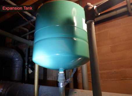 A Water Heater Expansion Tank and More...
