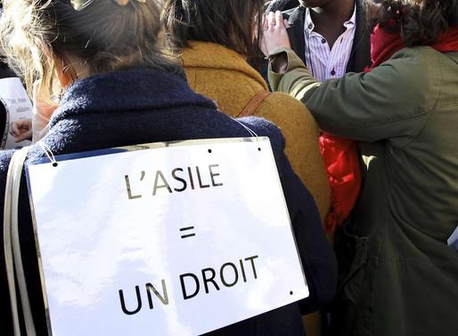 """""""La loi Asile Immigration, une loi cruelle dans la lignée de ce que fait la droite"""" T. Kekenbosch"""