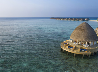 Новый экологический проект отеля Faarufushi Maldives
