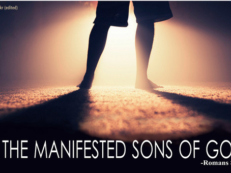 The sons of God