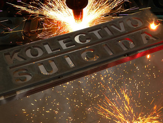 KOLECTIVO SUICIDA ficha por ON FIRE RECORDS