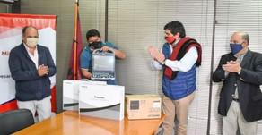 El Gobierno promueve la responsabilidad social de las empresas que operan en la provincia