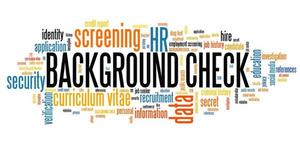 Pre-Employment Screening and Pre-Rental Screening