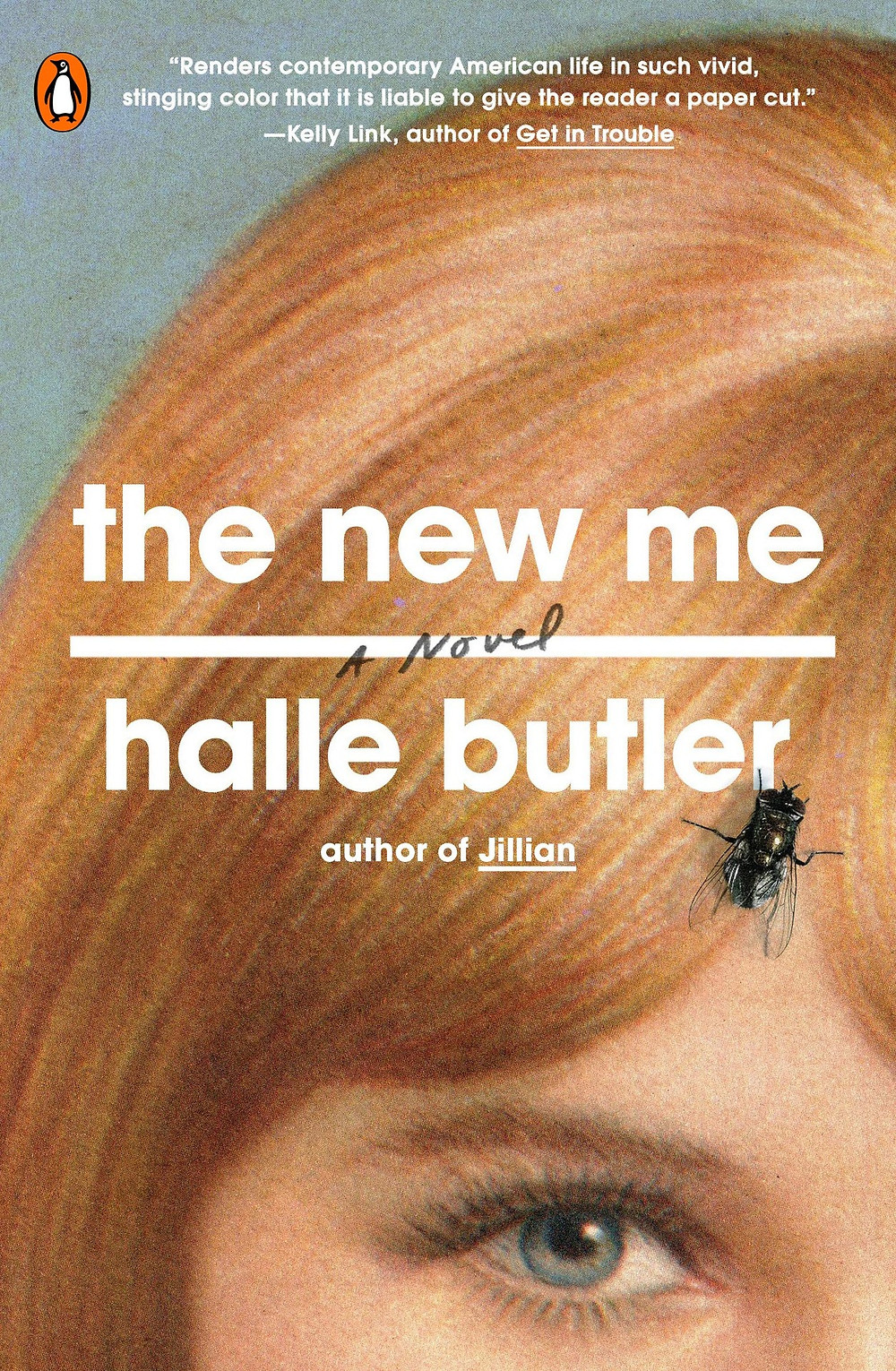 """The New Me Halle Butler (Author) Halle Butler is the author of Jillian. She has been named a National Book Award Foundation """"5 Under 35"""" honoree and a Granta Best Young American Novelist. thebookslut book reviews """"[A] definitive work of millennial literature . . . wretchedly riveting."""" --Jia Tolentino, The New Yorker """"Girls + Office Space + My Year of Rest and Relaxation + anxious sweating = The New Me."""" --Entertainment Weekly   I'm still trying to make the dream possible: still might finish my cleaning project, still might sign up for that yoga class, still might, still might. I step into the shower and almost faint, an image of taking the day by the throat and bashing its head against the wall floating in my mind. Thirty-year-old Millie just can't pull it together. She spends her days working a thankless temp job and her nights alone in her apartment, fixating on all the ways she might change her situation--her job, her attitude, her appearance, her life. Then she watches TV until she falls asleep, and the cycle begins again. When the possibility of a full-time job offer arises, it seems to bring the better life she's envisioning within reach. But with it also comes the paralyzing realization, lurking just beneath the surface, of how hollow that vision has become. """"Wretchedly riveting"""" (The New Yorker) and """"masterfully cringe-inducing"""" (Chicago Tribune), The New Me is the must-read new novel by National Book Foundation """"5 Under 35"""" honoree and Granta Best Young American novelist Halle Butler. Named a Best Book of the Decade by Vox, and a Best Book of 2019 by Vanity Fair, Vulture, Chicago Tribune, Mashable, Bustle, and NPR"""