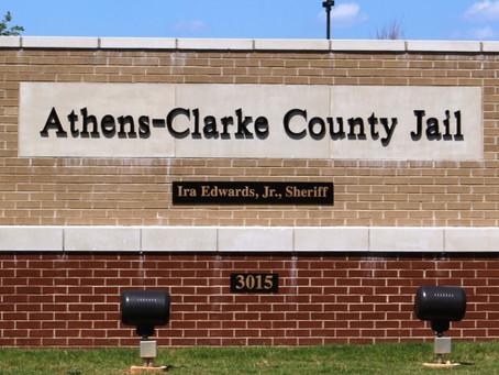 Athens Jail Updates