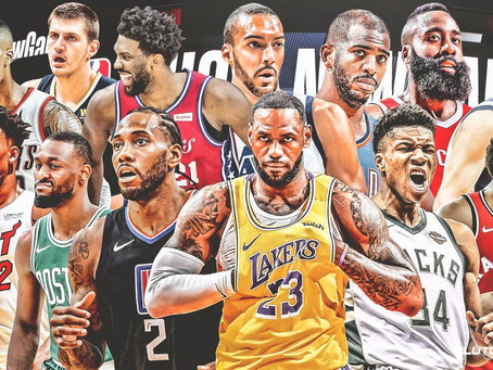 Neupravičena NBA pričakovanja (aka: Yez, we were wr0nG)