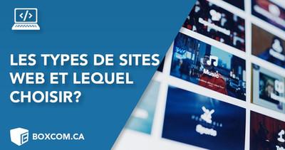 Quel type de page internet est adéquate pour votre entreprise?