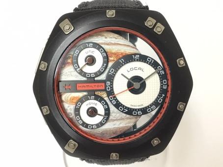ハミルトン 腕時計 買取!!